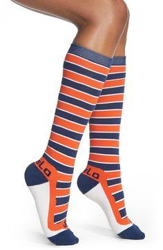 FiveLo 'Denver' Stripe Socks