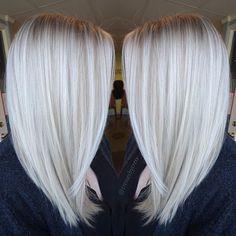 More #blonde perfection #balayage #platinumbalayage #blondebalayage #modernsalon #btconeshot_hairpaint16 #btconeshot_ombre16