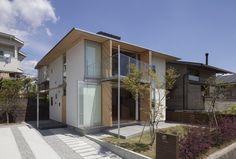 Hybrid Wooden House / Architecture Studio Nolla - Kagoshima, Japan