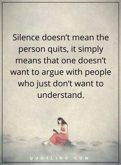Quotation Silence : quotation, silence, Silence, Quotes, Ideas, Quotes,