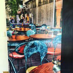 #Cafè in Copenhagen