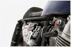 "Honda CB750 K6 - ""ScratchMonkee"" - Pipeburn - Purveyors of Classic Motorcycles, Cafe Racers & Custom motorbikes"