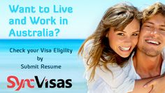 Want to live in Australia with Work Permits contact PermitsandVisas.com