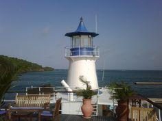 Famous Lighthouses | Famous lighthouse boat! Autor: GPS Jamaica , Incluida en esta galería ...