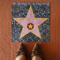Hollywood Star Decorations