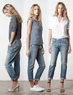 Shop Women's Levi's Blue size 25 Boyfriend at a discounted price at Poshmark. Description: 25 x 32 cropped 501 CT jeans. Cool Outfits, Fashion Outfits, Fashion Tips, Fashion Trends, 80s Fashion, Winter Fashion, Sexy Lingerie, Jeans With Heels, Black Girl Fashion