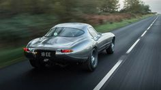 The Jaguar E-Type is arguably the most beautiful car ever made. Now a British company named Eagle (worldwide leaders in Jaguar E-Type restoration) have dedicated themselves to building the ultimate century GT car based on the iconic E-Type, and Jaguar F Type, Eagle Low Drag Gt, Tata Motors, Chasing Cars, King Of The Hill, Gt Cars, E Type, Grid Design, Car Makes