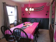 Minnie Mouse Birthday Party Ideas. Tablecloth IdeasTableclothsPlastic ...