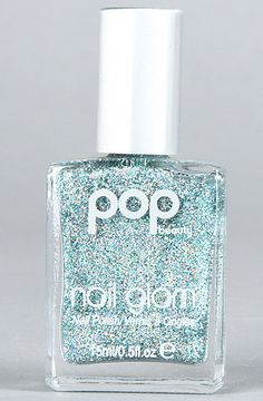 Pop Beauty The Nail Glam Polish in Aquatic Glitz : Karmaloop.com - Global Concrete Culture