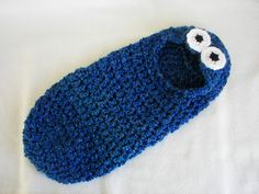 Perfect gift for the little man in your life. Babies now will never grow up knowing Cookie Monster!