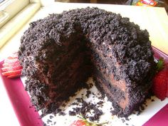 Coming Out of the Dark: Chocolate Blackout Cake - Whats Cookin, Chicago?: