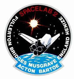$1.45 - Nasa Spacelab 2 Sticker Armed Forces Decal M477 #ebay #Home & Garden