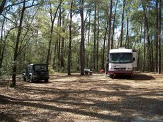 Features of the Best RV Campgrounds
