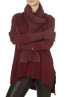 The 'Janice' Burgundy Cashmere Gloves by 360 Cashmere is the essential piece your closet needs. The Janice cashmere gloves will keep you snug and warm on chilly days. Complete with ribbed cuffs. Cashmere Gloves, Snug, Long Sleeve Tops, Shop Now, Burgundy, Coat, Sleeves, Cuffs