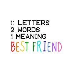 Cute Best Friends Quotes