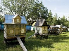 beehives......must have when I start my bee keeping