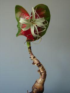 Floral engineering by the talented Andreas Verheijen