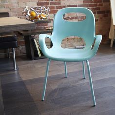 OH Chairs by Karim Rashid for Umbra Dining Chair at @yliving