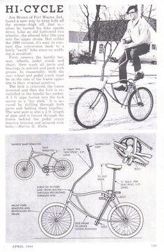 Hi-Cycle!! So cool