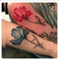 Mother-daughter tattoos that will inspire you to get inked ...