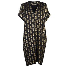 Take a look at our wide range of day dresses, including this Biba Pineapple Tunic Dress - order yours today! Day Dresses, Evening Dresses, Short Sleeve Dresses, Prom Dresses, Short Sleeves, Pineapple Design, Pineapple Pattern, House Dress