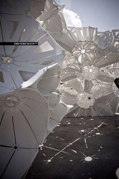 Plasti(K) Pavilion   St-Louis  MARC FORNES & THEVERYMANY™ withKen Tracy's design/build studio