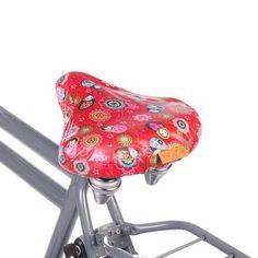 chic bike seat cover