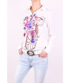 Biela blúzka M241 Peplum, Tops, Women, Fashion, Moda, Women's, La Mode, Shell Tops, Fasion