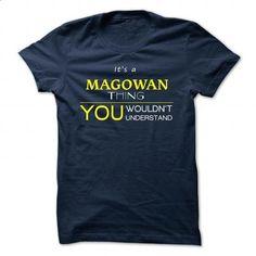 MAGOWAN - #novio gift #zip up hoodie. CHECK PRICE => https://www.sunfrog.com/Camping/MAGOWAN-110706699-Guys.html?id=60505