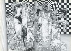 Land of Alice- Ralph Steadman