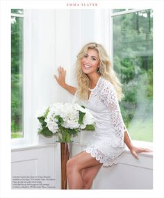 EMMA SLATER – Dancing With The Stars @dancingabc #dwts Celebrity Photographed by VITAL AGIBALOW for HENSEL Published June 2016 Social Life magazine – USA / HAMPTONS Styling by Christine Montanti @sociallifemagazine Hair by Leonard Calandra @nubestsalon Makeup: Ryann of @nubestsalon - Fashions: Dress by Yoana Baraschi @Yoana Baraschi – vitalphoto.com Blog