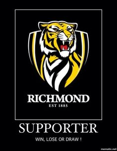 Official AFL Website of the Richmond Football Club Richmond Afl, Richmond Football Club, Football Blanket, Tiger Pictures, Australian Football, Tiger Art, Sports Wallpapers, Scroll Saw Patterns, Jumper