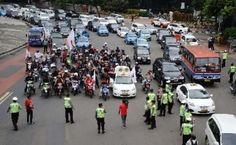 Rutin Membayar Pajak, Pemotor Juga Berhak Lintasi Jalan Protokol