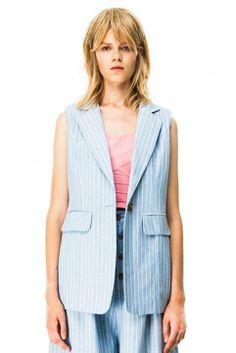 The Kiku vest #kling #vest