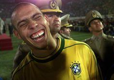 Ronaldo, el de verdad.