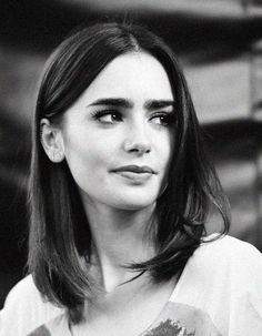 Lily Collins - Added to  Beauty Eternal  - A collection of the  most beautiful women.
