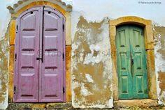 Portas. Foto: fabiana prats krings