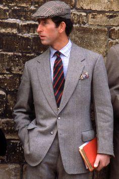 Prince Charles in 1976. Definitely one of the best... - Bows-N-Ties