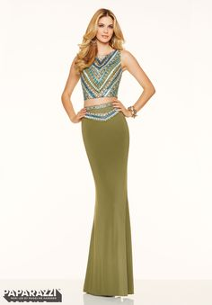 Prom Dresses by Paparazzi Prom - Dress Style 98031