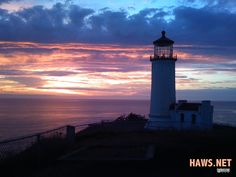 lighthouse | north head lighthouse ilwaco wa maui surf boards butchard gardens ...