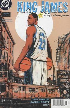 King James Starring LeBron James (2004) 1F