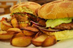 Best Veggie Burger Recipes - Vegetarian Food.