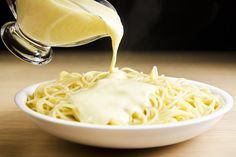 Four Cheese Sauce – Cooking with LOVE!