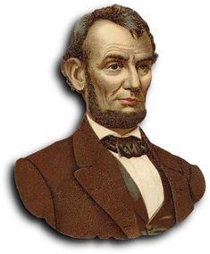 Victorian scrap: Lincoln