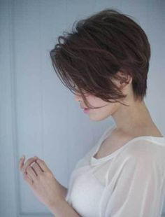 21 Fresh and Cute Short Hairstyles: #3. Short Length Hair