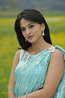 Tollywood Stars Profile: Anushka Hot Saree Stills From Damarukam Movie | Anushka Gorgeous Photos From Damarukam