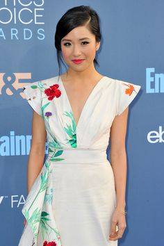 e4efedfbb Crazy Rich Asians Casts Constance Wu as the Lead