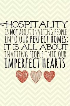 Biblical Quotes About Hospitality. QuotesGram