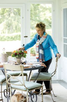 Renowned designerBunny Williams, who masterminded the interiorsof the 2015 Southern Living Idea house, was kind enough to sit down and chat with us about a range of topics. With the help of some ...
