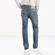 Levi's 501 Original Fit Stretch Jeans - Men's 29x30
